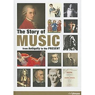 Story of Music From Antiquity to the Present thumbnail