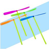 [COMBO 5 Chiếc] Đồ chơi cánh quạt máy bay độc đáo - Giao màu ngẫu nhiên thumbnail