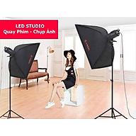 Bộ 2 đèn LED studio EFII-100 Jinbei Hàng Chính Hãng thumbnail
