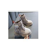 Giày Boot ( cao cổ ) cho bé gái phong cách hàn quốc - EB004 thumbnail
