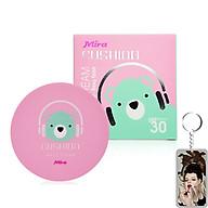 Phấn nước mỏng mịn Mira Cushion Air CC Cream Hàn Quốc 15g tặng kèm móc khoá thumbnail