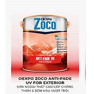 OEXPO ZOCO ANTI-FADE UV FOR EXTERIOR SƠN NGOẠI THẤT CAO CẤP CHỐNG THẤM & BỀN MÀU VƯỢT TRỘI- OZ 86176 thumbnail