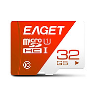 EAGET T1 TF Card 128GB TF Memory Card U1 C10 High Speed Large Capacity Memory Card for Driving Recorder Monitoring thumbnail