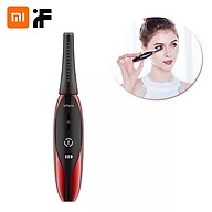 Xiaomi Youpin inFace Heated Eyelash Curler Rechargeable Electric Eyelash Curler with 3 Temperature Gears Digital Display thumbnail