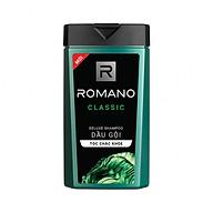 Dầu gội cao cấp Romano Classic cổ điển lịch lãm tóc chắc khỏe 180gr thumbnail