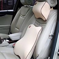 Bộ gối tựa đầu và tựa lưng xe hơi A1SKY thumbnail