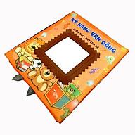Sách vải kỹ năng vận động cho bé thumbnail