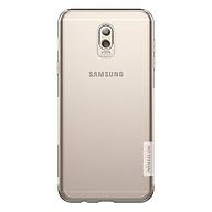 Ốp Lưng Dẻo Samsung Galaxy J7 Plus Nillkin - Trong Suốt - Hàng Chính Hãng thumbnail
