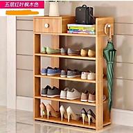 Tủ giày gỗ ( Giao màu ngẫu nhiên) thumbnail