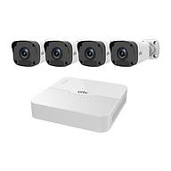 Bộ Kit 4 kênh Camera IP PoE UNV KIT 301-04LB-P4 4 2122LR3- PF40-E thumbnail