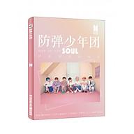 Photobook BTS Map Of The Soul Album mới nhất phần C - Tặng kèm móc khóa gỗ thiết kế thumbnail