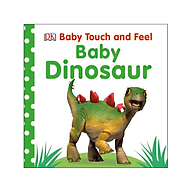 DK Baby Dinosaur (Series Baby Touch And Feel) thumbnail
