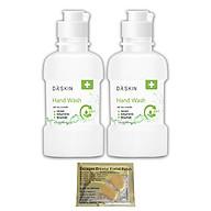 Combo 2 Gel Rửa Tay Khô 100ml - Dr.Skin - Sạch Khuẩn & An Toàn - Làm Mềm Mịn & Cân Bằng Độ Ẩm Cho Da thumbnail