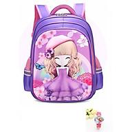 Balo công chúa, cặp học sinh_TẶNG ĐỒNG HỒ ELSA thumbnail