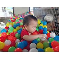 Lều bóng cho bé cỡ đại 120cm hình Helokity lều chơi nhà banh Doremon Quây bóng đồ chơi cho bé trong phòng thumbnail