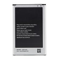 Pin dành cho Samsung Note 3 (3200mAh) - Hàng Chính Hãng thumbnail