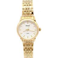 Đồng hồ Nữ Halei cao cấp - HL55200 Dây vàng thumbnail