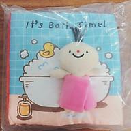 Sách vải It s Bath Time thumbnail