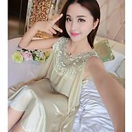 Đầm Ngủ Phi Lụa Cao Cấp Anas Ya - DN861 thumbnail