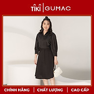 Chân váy nữ GUMAC thiết kế oversize thắt nơ VA970 thumbnail