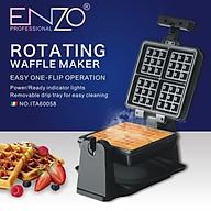 ENZO Bếp nướng 2 mặt 4 ngăn, bếp nướng bánh mì - Cake Family sandwich breakfast toast thumbnail