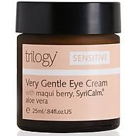 Kem Dưỡng Da Mắt Dịu Nhẹ Trilogy Very Gentle Eye Cream (25ml) thumbnail