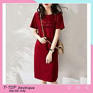 Váy suông dài mùa hè trẻ trung hàng nhập Quảng Châu thumbnail