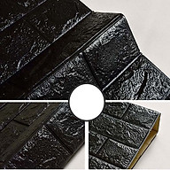 Bộ 2 Xốp dán tường giả gạch 3D TM thumbnail