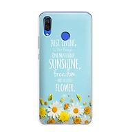 Ốp lưng điện thoại Huawei NOVA 3i - 01142 7811 Cúc Họa Mi 03 - Silicone dẻo - Hàng Chính Hãng thumbnail