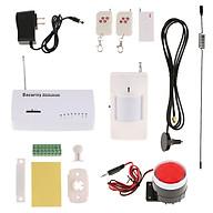 GSM Wireless Burglar Alarm System Smart Home Alarm Kit Home Security US Plug - intl thumbnail