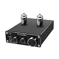 FX-AUDIO TUBE-03MKII BT Tube Preamplifier Headphone Pre Amplifier BT Receiver HiFi BT 5.0 Tube AUX Bass Treble thumbnail