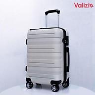 VALIZIO - Vali kéo du lịch V209 Size 24 ship hỏa tốc nội thành HN màu sắc trẻ trung, thời thượng. thumbnail
