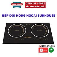 Bếp đôi hồng ngoại Sunhouse SHB9102MT, SHB9112MT thumbnail