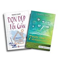 Bộ 2 Cuốn Dọn Dẹp Tối Giản + 7 Bước Thiết Lập Kế Hoạch Cuộc Đời thumbnail