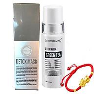 Mặt Nạ Thải Độc Trắng Da Ngừa Mụn Nám Detox BlanC Detox Mask (mẫu mới) - Tặng Vòng tay thời trang thumbnail