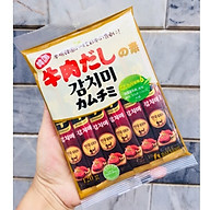 Hạt Nêm Thịt Bò Nấm Deasang Nhật Bản bịch 12 gói (120 gr) thumbnail
