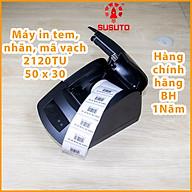 Máy in tem mã vạch khổ 56mm hàng chính hãng GP-2120TU thumbnail