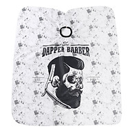 Salon Cape Waterproof Hair Salon Apron Cutting Cape Barber Hairdressing Cape for Hair Cutting Coloring & Styling thumbnail