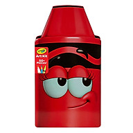 Hộp Bút Màu Crayola 468070000 (Tips Đỏ) thumbnail