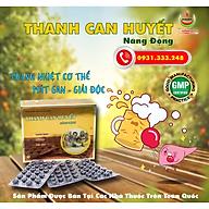 Thanh Can Huyết Năng Động Hỗ trợ thanh nhiệt, giải độc, mát gan thumbnail