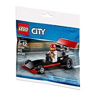 Đồ Chơi Lắp Ráp LEGO CITY Siêu Xe Đua 30358 thumbnail
