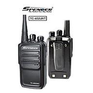 Bộ đàm cầm tay Hàng chính Hãng Spender TC-402UNT (UHF) thumbnail