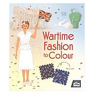 Usborne Wartime Fashion to Colour thumbnail