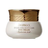 Kem Dưỡng Mắt Deoproce Spider Web Multi Care Eye Cream chiết xuất từ tinh chất tơ nhện 30ml thumbnail