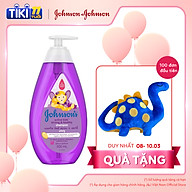 Dầu Gội Giúp Tóc Chắc Khỏe Cho Bé Gái Johnson s Active Kids Strong & Healthy Shampoo 500ml thumbnail