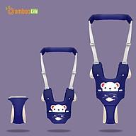 Dây đai tập đi cho bé cao cấp Bamboo Life hàng chính hãng thiết kế an toàn hỗ trợ cho bé tập đi BL039 thumbnail