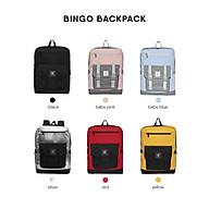 Balo Bingo Backpack Tote Talk thumbnail