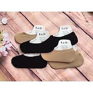 Sét 5 Tất Đi Giày Lười Hali Nữ Siêu Xinh thời trang thumbnail