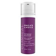 Tinh chất chống nám và nếp nhăn độc đáo Paula s Choice Clinical 1% Retinol Treatment 30ml thumbnail
