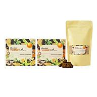 Combo 2 hộp Thực phẩm bổ sung Socola tăng cân Yummy x3 ăn ngon, ngủ ngon - Chocollate yummy thumbnail